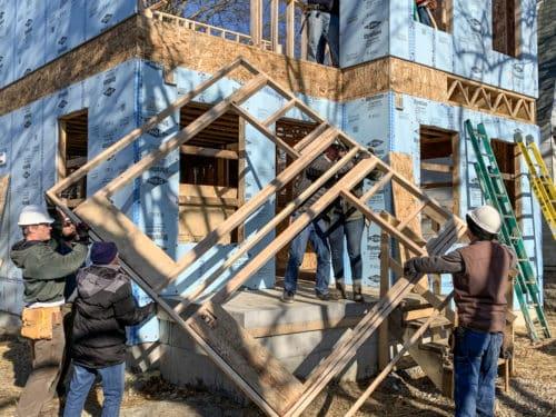 SMBH Habitat for Humanity - Window Install